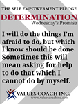 3-Wednesday-Determination